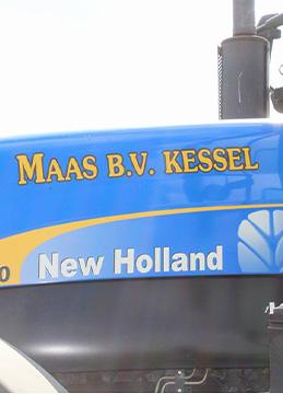 Maas bv Kessel